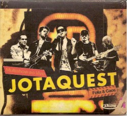 CD – JOTA QUEST – MULTISHOW