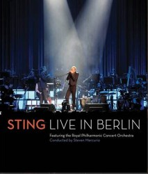 DVD – STING – LIVE IN BERLIN