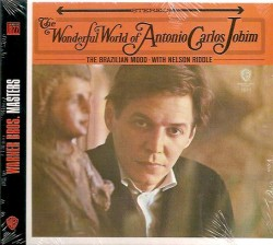 CD – ANTONIO C JOBIM – THE WONDERFUL WORLD