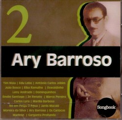 CD – ARY BARROSO – SONGBOOK 2