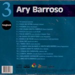 CD – ARY BARROSO – SONGBOOK 3
