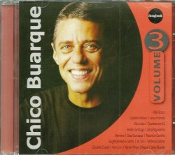 CD – CHICO BUARQUE – SONGBOOK VOL 3