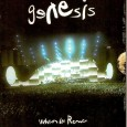 DVD – GENESIS – WHEN IN ROME