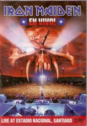 DVD – IRON MADEN – EN VIVO