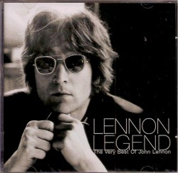 CD – JONH LENNON – LEGEND