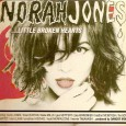 CD – NORAH JONES – LITTLE BROKEN HEARTS
