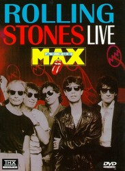 DVD – ROLLING STONES – LIVE AT MAX