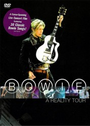 DVD – DAVID BOWIE – A REALITY TOUR
