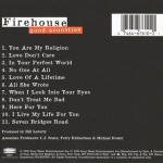 CD – FIREHOUSE – GOOD ACOUSTICS