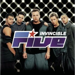 CD – FIVE – INVINCIBLE