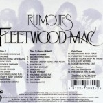 CD – FLEETWOOD MAC – RUMOURS