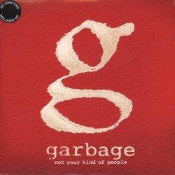 CD – GARBAGE – NOT YOUR KIND OF PEOPLE