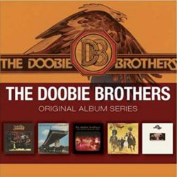 CD – DOOBIE BROTHERS – ORIGINAL ALBUM SERIES