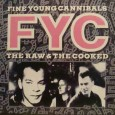 CD – FINE YOUNG CANNIBALS – THE RAW AND THE COOKED