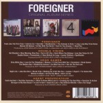 CD – FOREIGNER – ORIGINAL ALBUM SERIES
