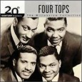 CD – FOUR TOPS – THE BEST OF