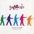 CD – GENESIS – LIVE  – THE WAY WE WALK 2