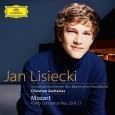 CD – JAN LISIECKI – MOZART