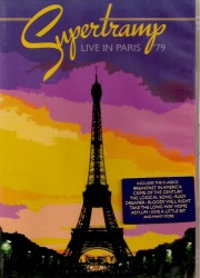 DVD –  SUPERTRAMP – LIVE IN PARIS 79